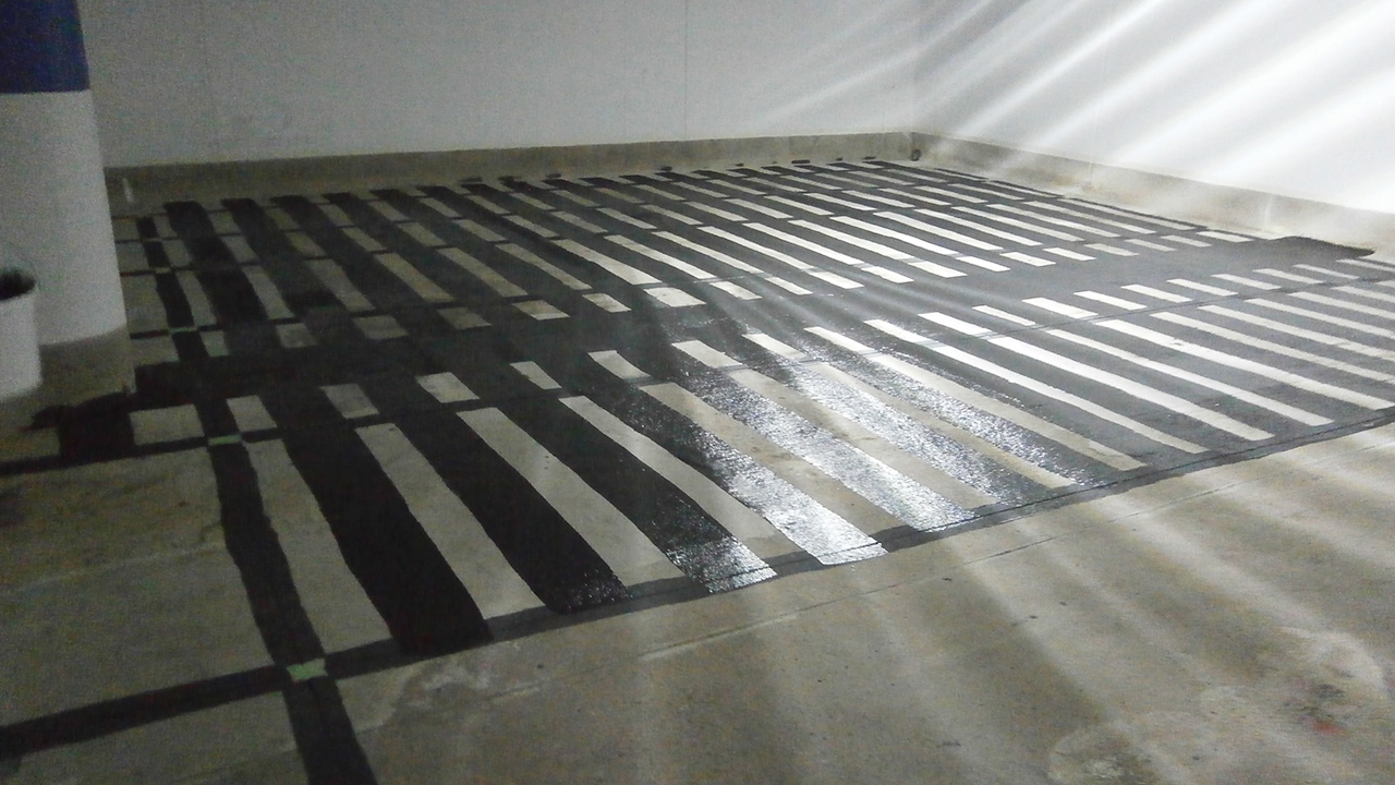ZEBRA application in the Wolverhampton Civic Center