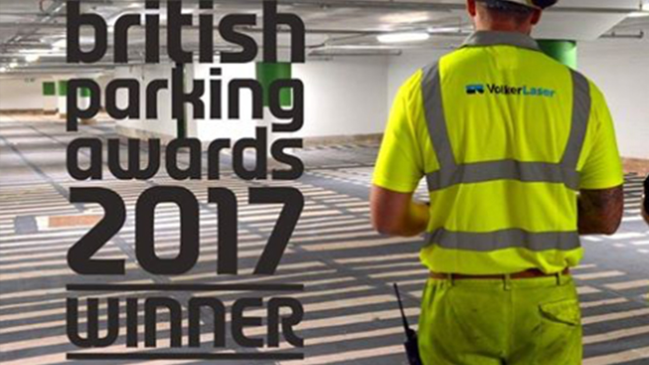 the ZEBRA application wont he britich parking awards in 2017
